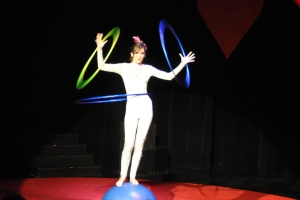 Lone Star Circus student show