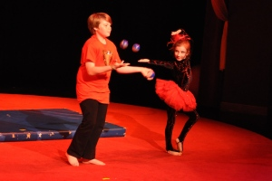Lone Star Circus School student show 2013