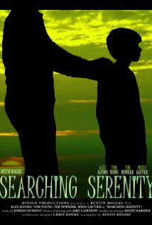 Searching Serenity DVD cover
