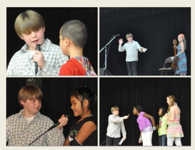 Wallace Elementary School Talent Show 2013
