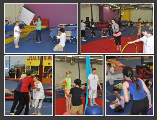 Lone Star Circus Day Camp
