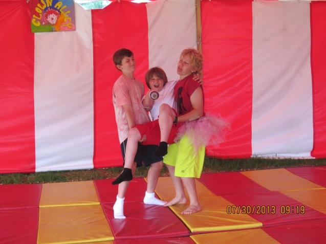Circus Smirkus Session 13 2013