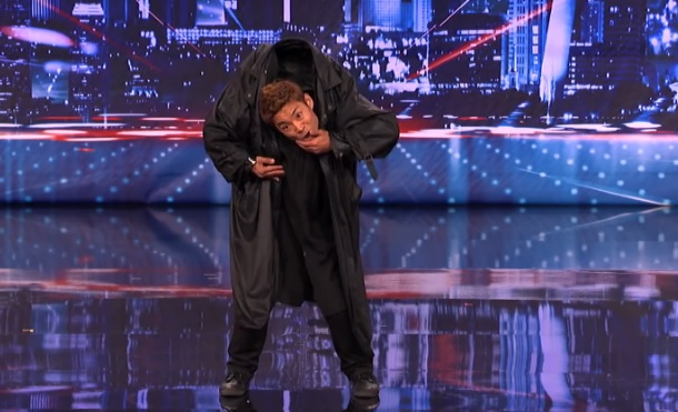 Kenichi Ebina, America's Got Talent finalist 2013.