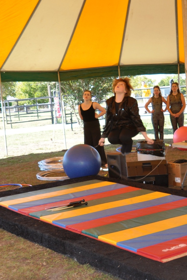 Kameron Jump Rope trick