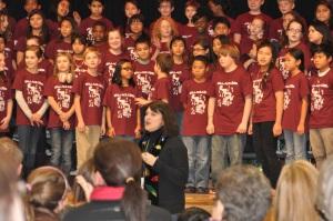 Wallace Elementary School Choir Concert 2013