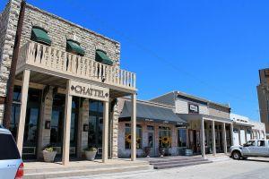 Downtown Aledo Texas