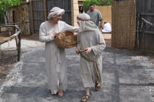 The Passover Experience 2014 Capernum 1st Century Village, Weatherford, TX