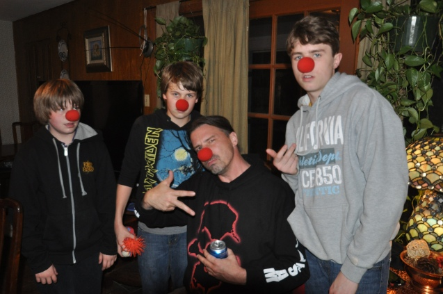 Clown Noses