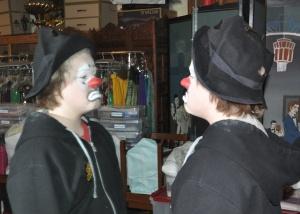 Kameron Badgers Dallas circus performer