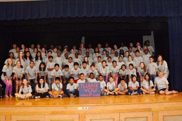 2014 6th Grade Class photo