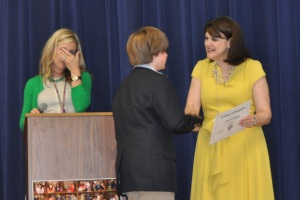 Wallace Elementary School 6th grade graduation 2014