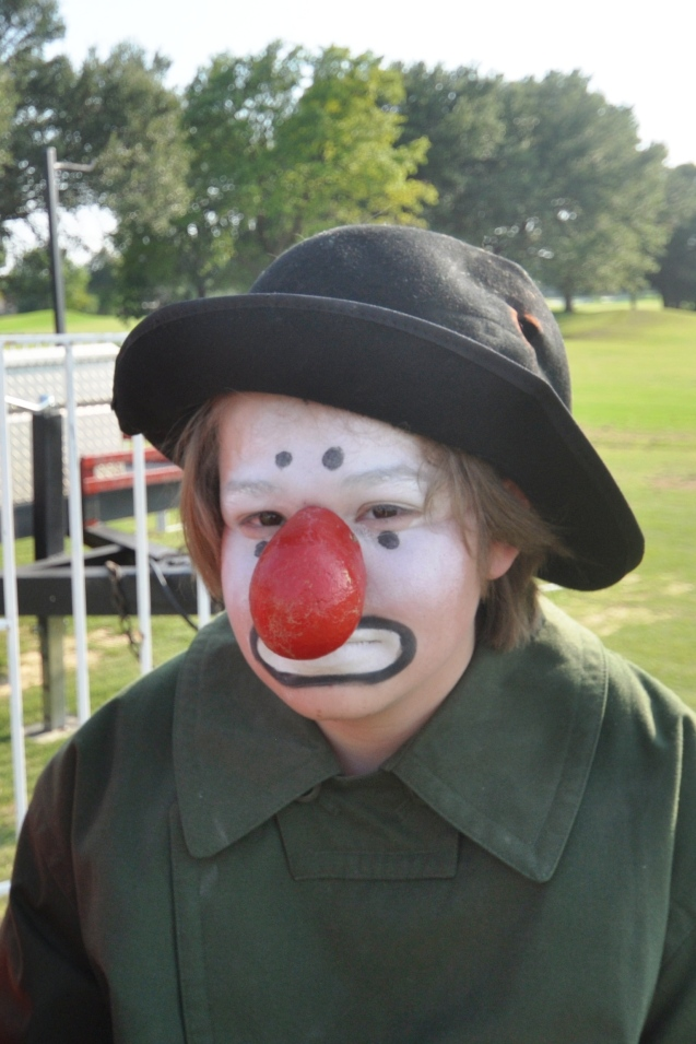 Badger the Clown
