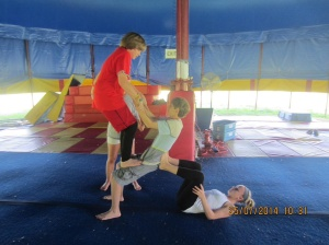 Circus Smirkus Session IV 2014