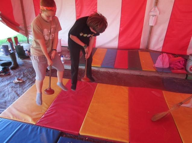 Circus Smirkus Camp Photos Session IV 2014