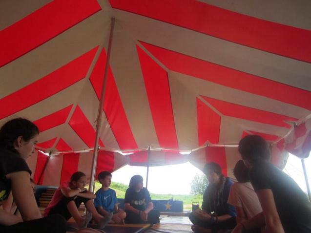 Circus Smirkus Session IV Camp Photos 2014