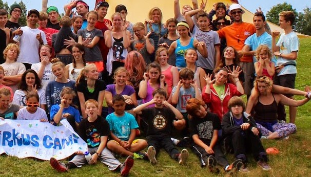 Circus Smirkus Summer Camp Session IV 2014
