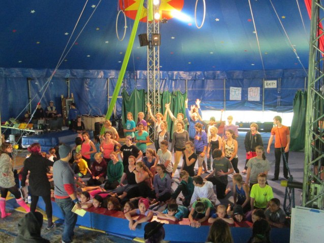 Circus Smirkus Session IV 2014 Photos
