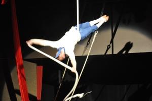 Asaf Moore Lone Star Circus