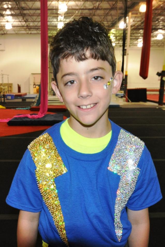Lone Star Circus performer Charlie