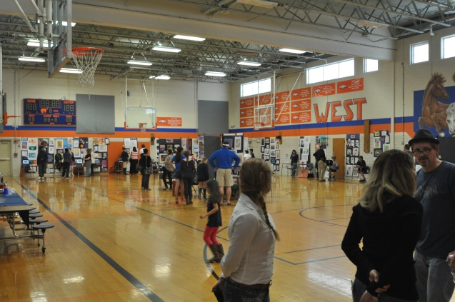 7th grade Art Showcase Richardson West Junior High