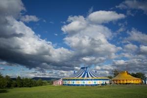 Circus Smirkus Summer Camp
