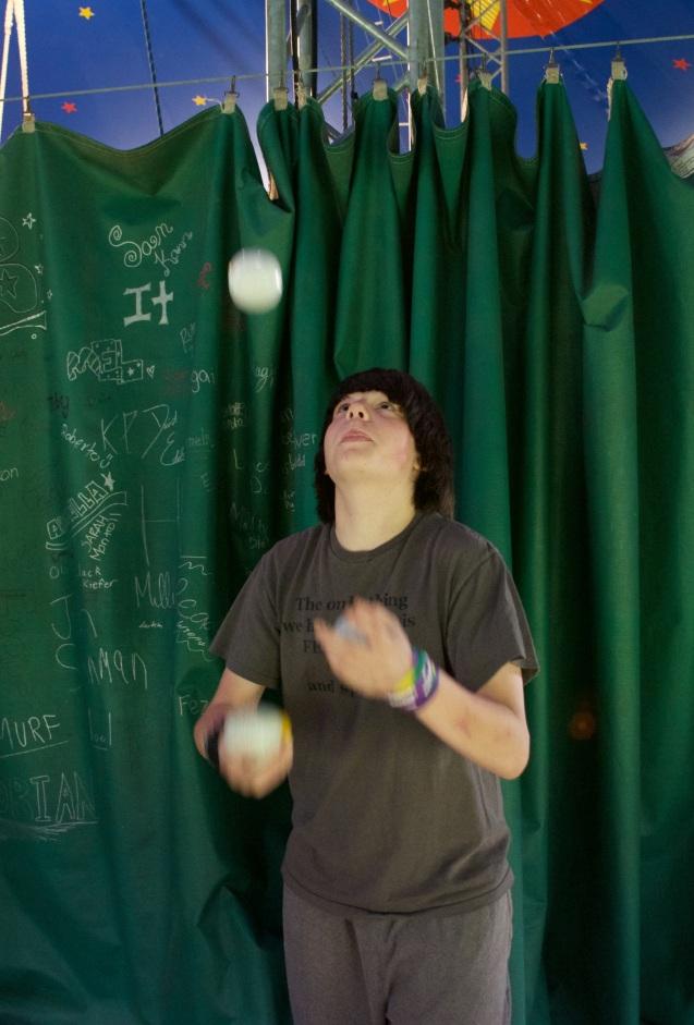 Circus Smirkus Session IV 2015 Photos Kameron Badgers