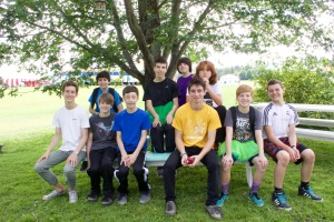 Smirkus Camp Session IV 2015 Photos