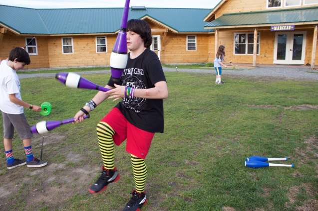 Smirkus Camp Session IV 2015 Photos