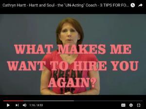 Cathryn Hartt of Hartt & Soul Studios Tips for Professional Kids Video
