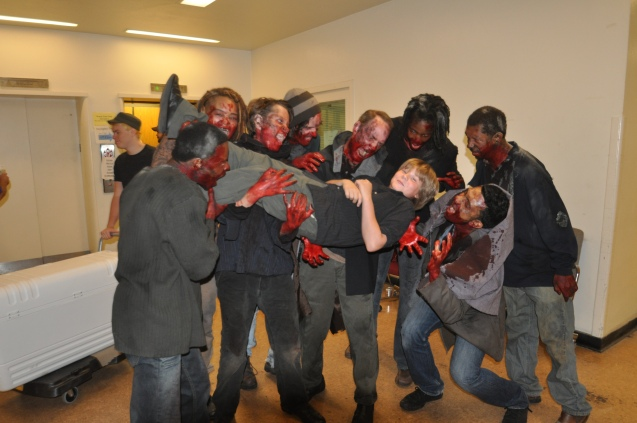 Zombies with Kameron Badgers Daylight's End