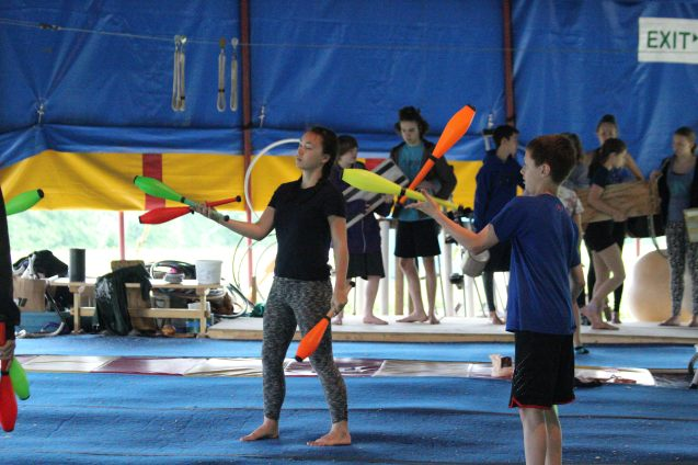 Circus Smirkus Session V 2016