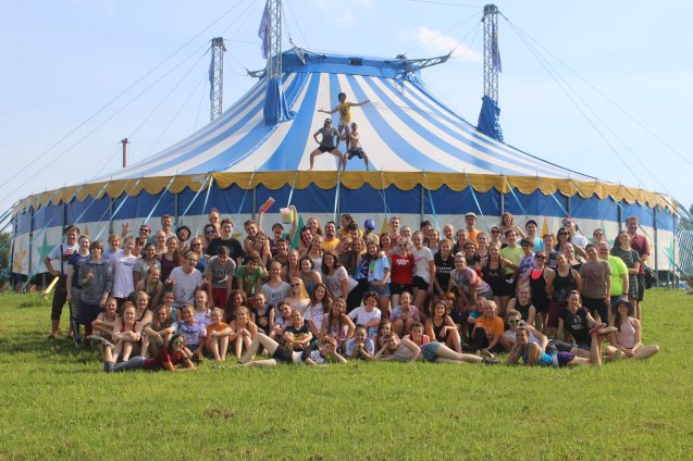 Circus Smirkus Sssion V 2016