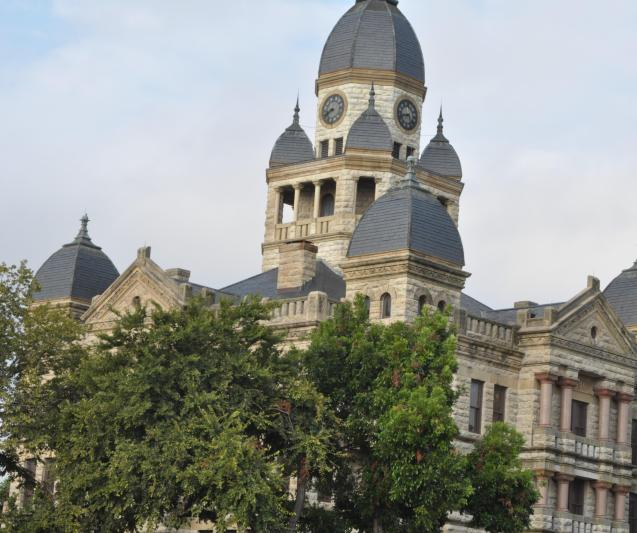 Denton County Courthouse
