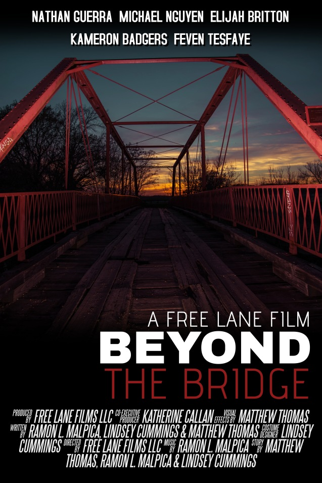 Beyond the Bridge movie 2018 Premiere Poster